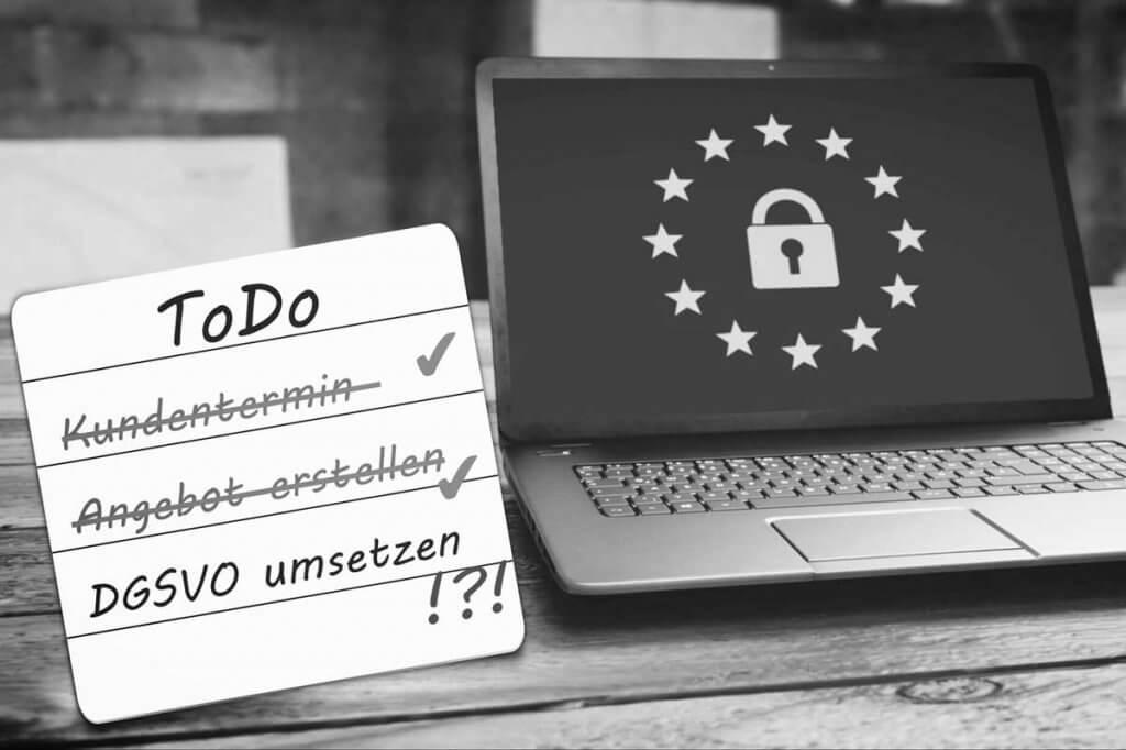 Die EU-Datenschutzgrundverordnung (EU-DGSVO) 2