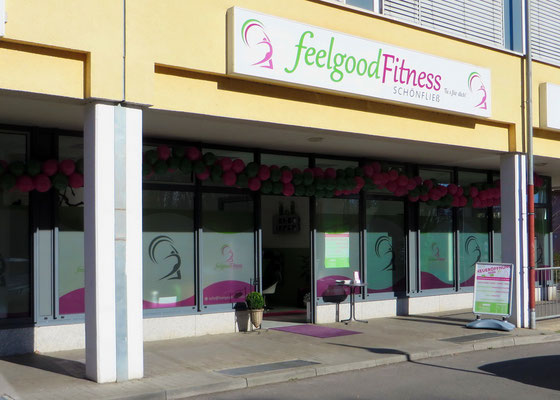 Neueröffnung feelgood Fitness in Schönfließ 4