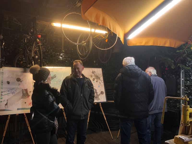 Weihnachtsmarkt Schildow 2018 7