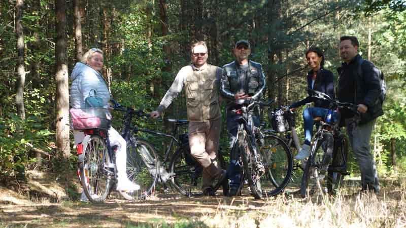 Radtour Herbst 2018 2