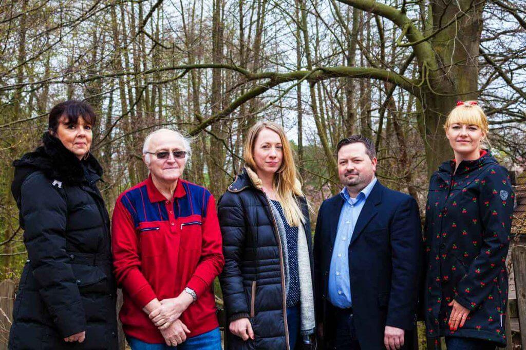 Gewerbeverein Mühlenbecker Land Vorstand 2019