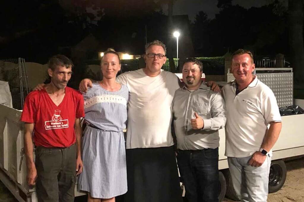 Grillabend mit den Bürgermeister-Kandidaten 12